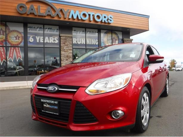 2012 Ford Focus SE - Hill Descent Control, SYNC, Anti-theft