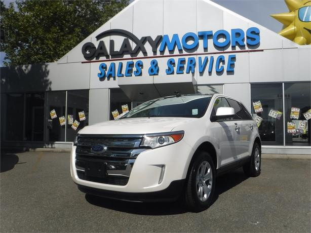 2011 Ford Edge SEL - Leather, Power Moonroof, Alloy