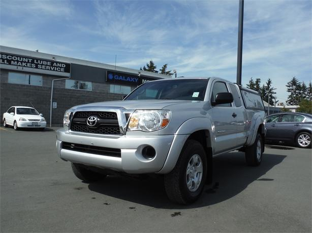 2011 Toyota Tacoma Access Cab 4.0L Short Box - 4WD