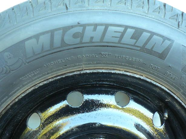 Michelin Ice winter tires
