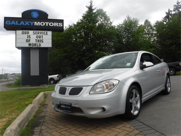 2008 Pontiac G5 Gt Coupe 5 Spd Manual Onstar Alloys