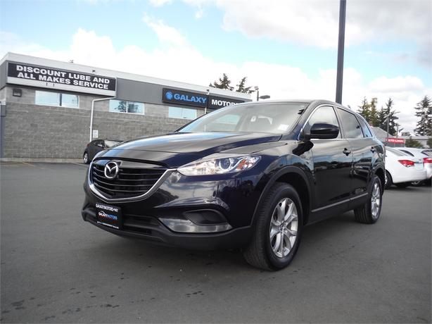 2015 Mazda CX-9 GS - Leather, Bluetooth, Power Moonroof