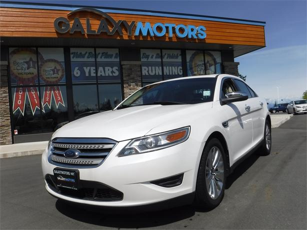 2010 Ford Taurus Limited - AWD, Leather, Heated Front Seats