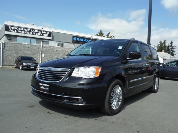2015 Chrysler TOWN & COUNTRY Touring - Bluetooth, DVD Player, Leather