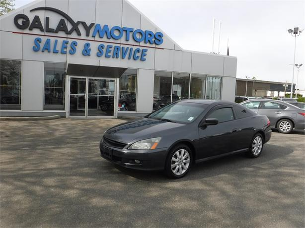 2007 Honda Accord EX Coupe - Heated Front Seats, Bluetooth