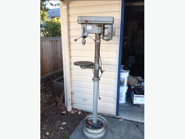 "13"" Heavy Duty Drill Press"