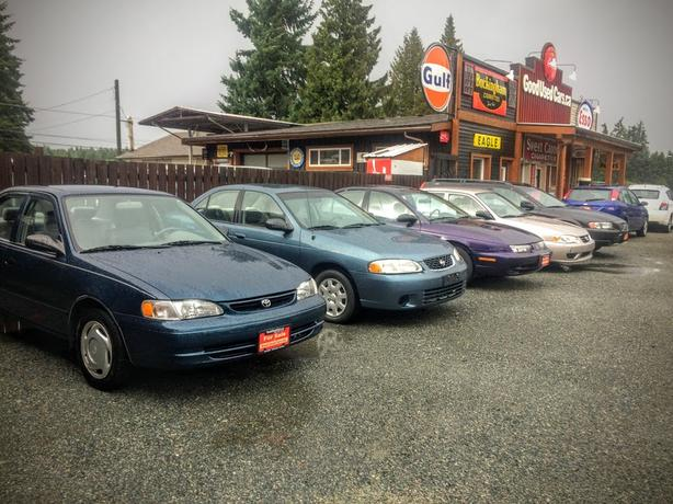 Six cars at $2,900 and under here at Good Used Cars!