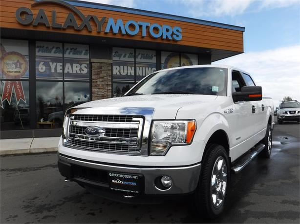 2014 Ford F-150 XLT Supercrew 3.5L V6 Short Box - 4WD