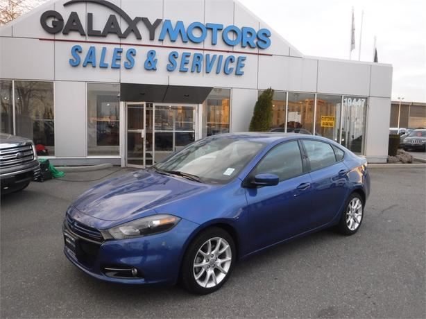 2013 Dodge Dart Rallye - Bluetooth, Alloys, Satellite Radio
