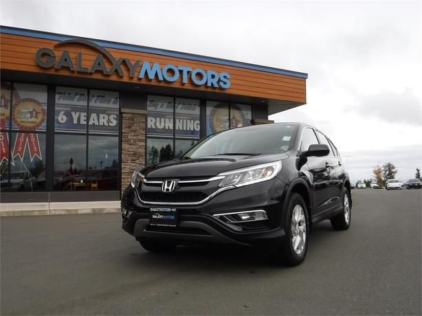 2015 Honda CR-V EX-L - AWD, Leather Int, Backup Camera