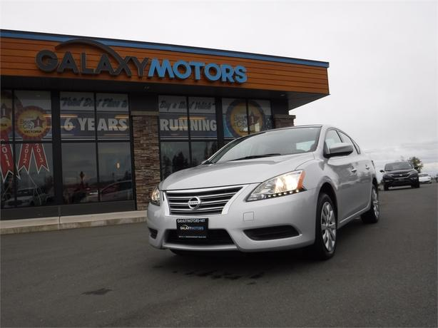 2014 Nissan Sentra SV - Satellite Radio, Bluetooth, Cruise Control