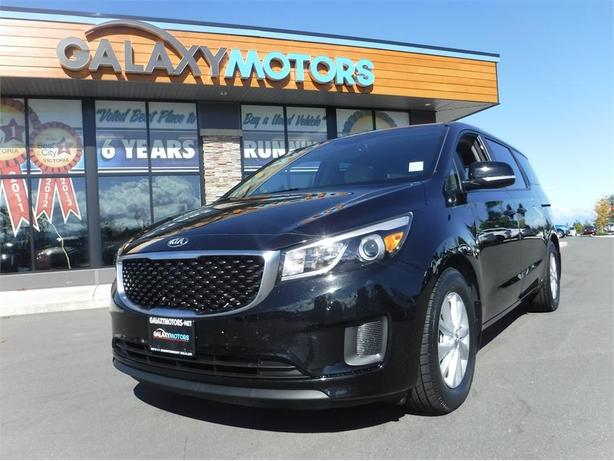 2016 Kia Sedona LX - 7 Passenger, Active Eco, Alloy Wheels