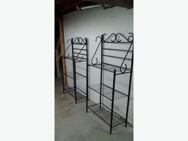 FREE: Bakers Racks