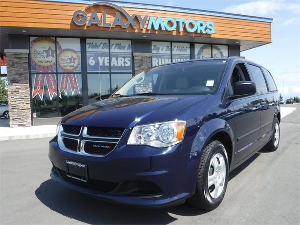 2012 Dodge Grand Caravan SE - Roof Rack, Cruise Control, ECON