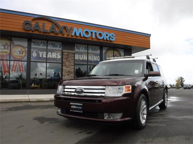 2009 Ford Flex SEL - AWD, Satellite Radio, 7 Passenger