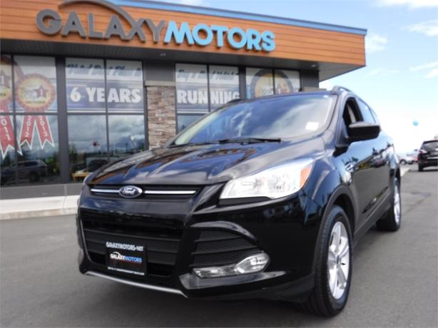 2016 Ford Escape SE - AWD, Leather Int, Sync, Backup Camera