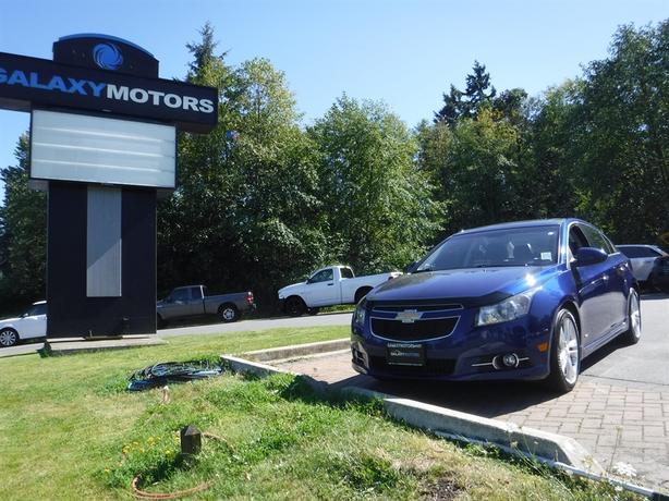 2013 Chevrolet Cruze LTZ Turbo - Bluetooth, Navigation, Alloy
