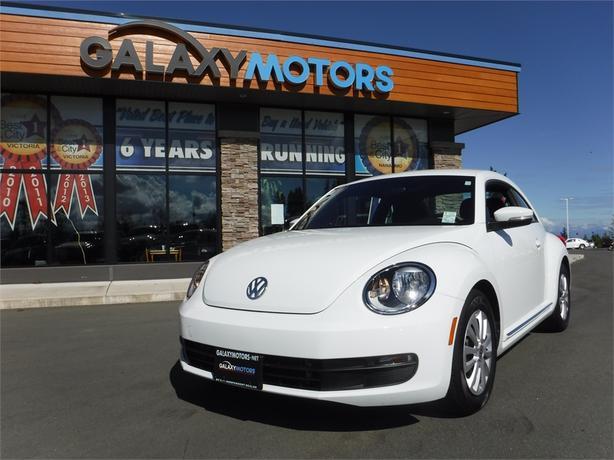 2016 Volkswagen Beetle Comfortline - Bluetooth, Cruise Control