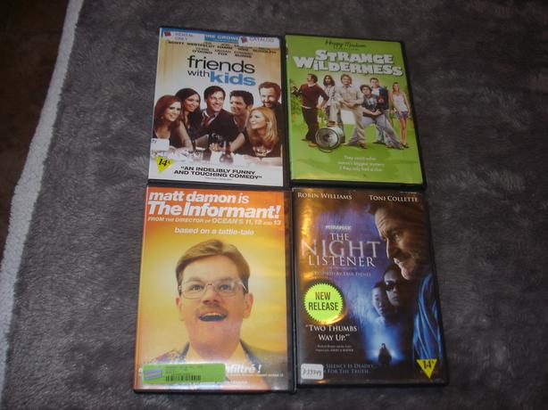 BUNDLE of Classic DVD Movies
