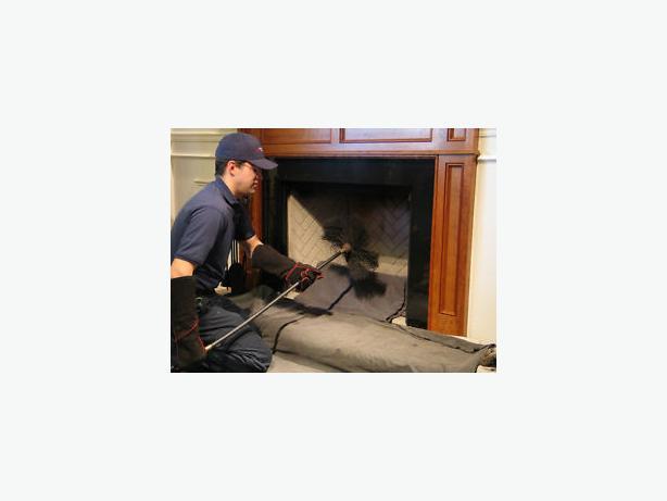 Chimney Sweep/Clean