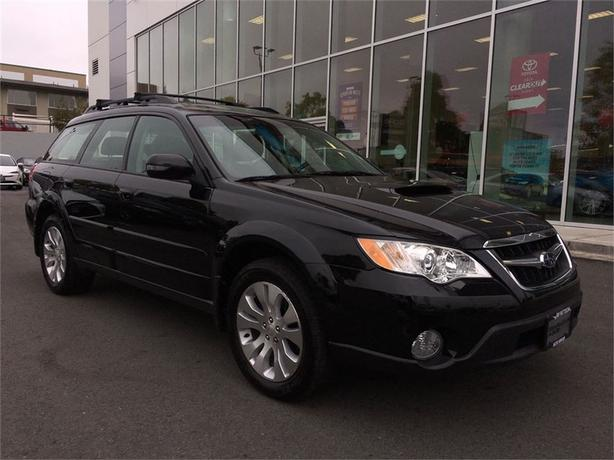 2008 Subaru Outback 2.5XT NO ACCIDENTS LOCAL VICTORIA ONE OWNER