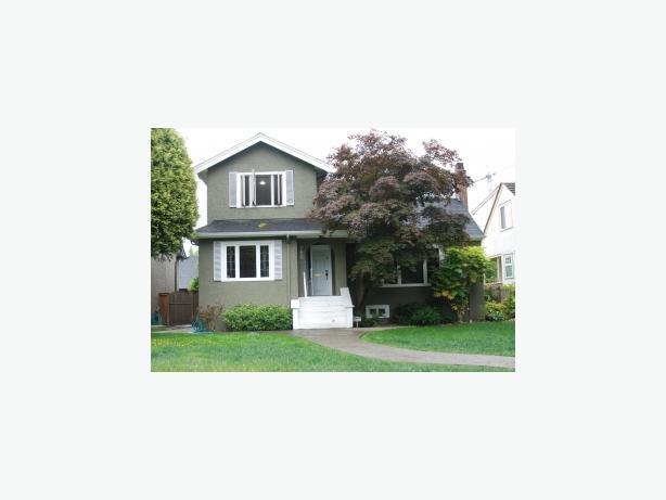 3- Level House in Vancouver's Douglas Park #704