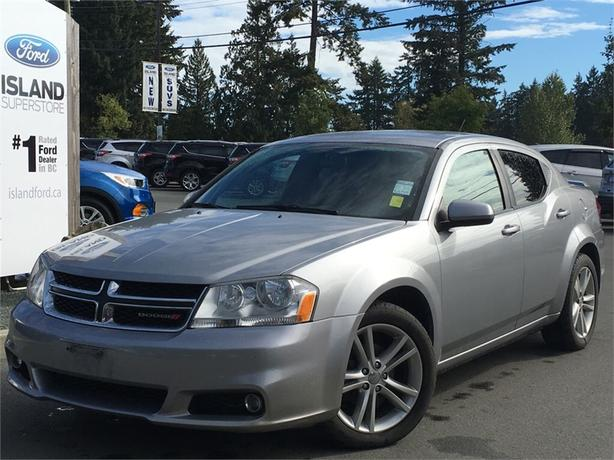 2013 Dodge Avenger SXT, Satellite Radio
