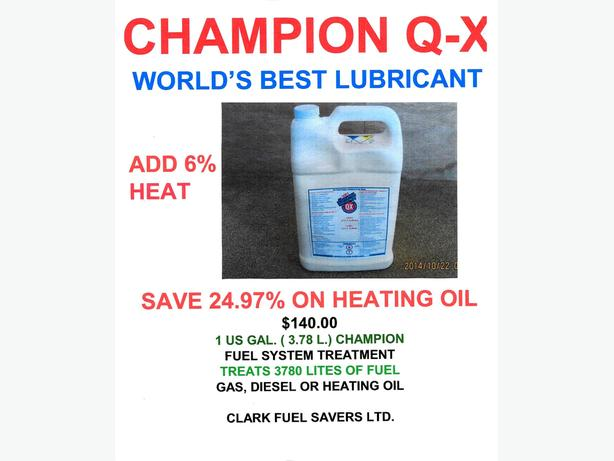 SAVE 18% ON HEATING OIL, GAS & DIESEL