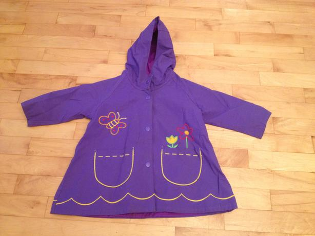 Girls 2T Raincoat