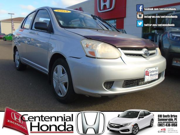 2004 Toyota Echo | AS TRADED | Stock #8020A