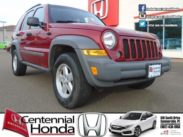 2006 Jeep Liberty Sport | AS TRADED | Stock #7740B