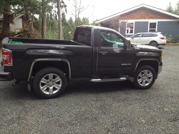 2015 Z71 shortbox reg cab 5.3L 4X4