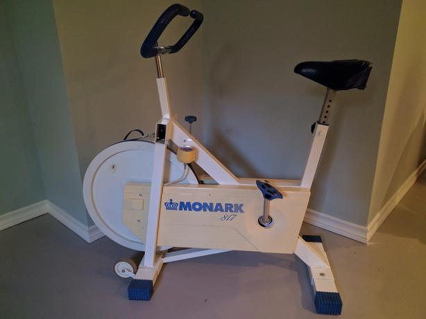Monarch 817 Exercise Bike