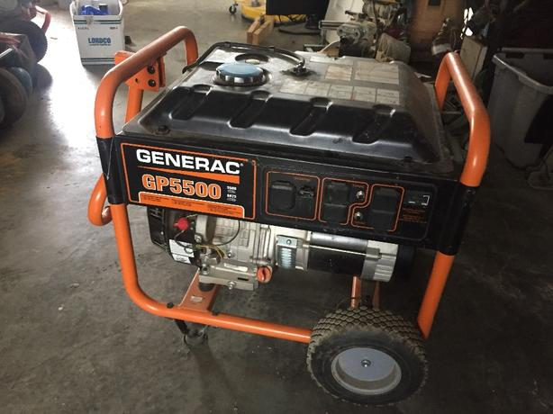almost new generator