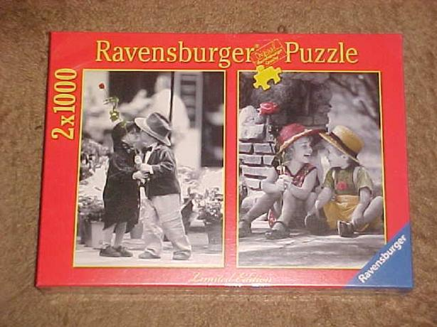 RAVENSBURGER CHARMING YOUTH PUZZLE
