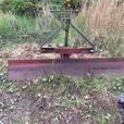 3 point hitch 5ft back blade for small Farm tractor