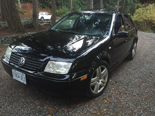 2002 Jetta 1.8 Turbo - Fully Loaded!
