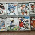 Assorted 10 Used PS3 PlayStation 3 Games