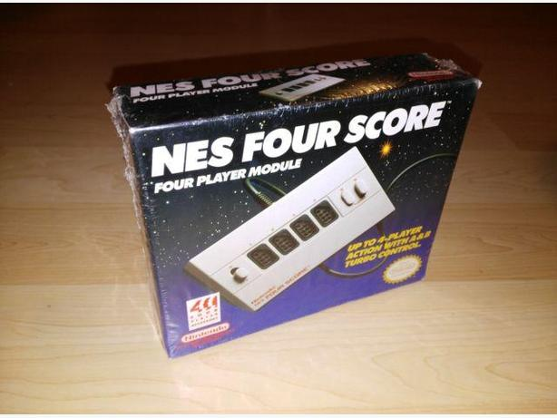 Brand New Nintendo Four Score - Never Opened