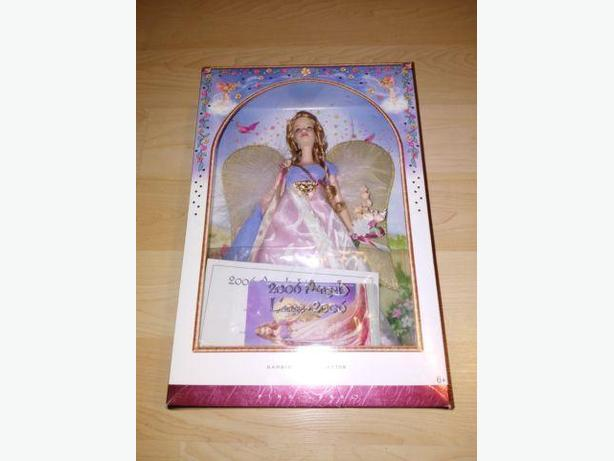 2006 Angel Barbie Collector Edition - Pink Lable