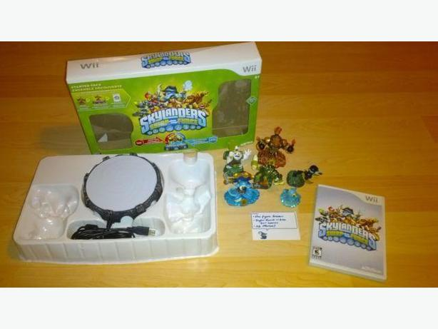 Nintendo Wii Skylander Swap Force Starter Kit