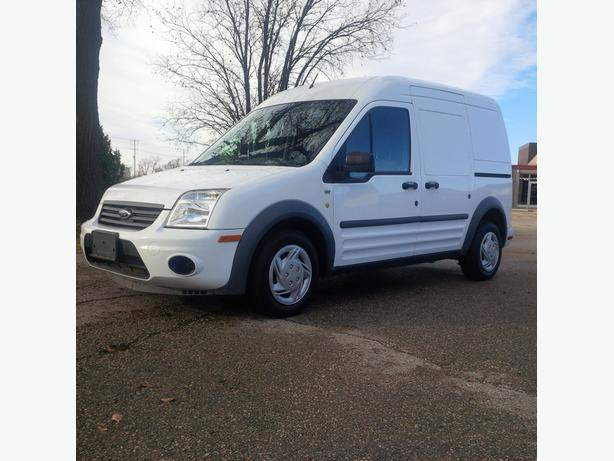 ATTENTION: Contractors & Tradesman,Transit Connect Cargo Van