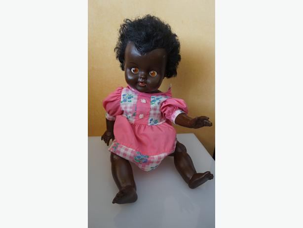 4U2C BLACK DRINK AND WET DEE CEE 1950's DOLL