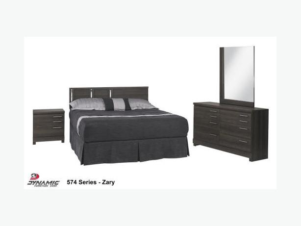 Brand New 3Pcs Queen Size Bedroom set for $398 Only