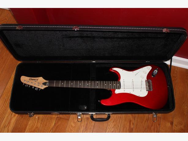 Guitar + Hardcase