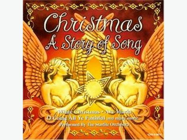 CHRISTMAS - A Story of Song (3-CD set, NEW)