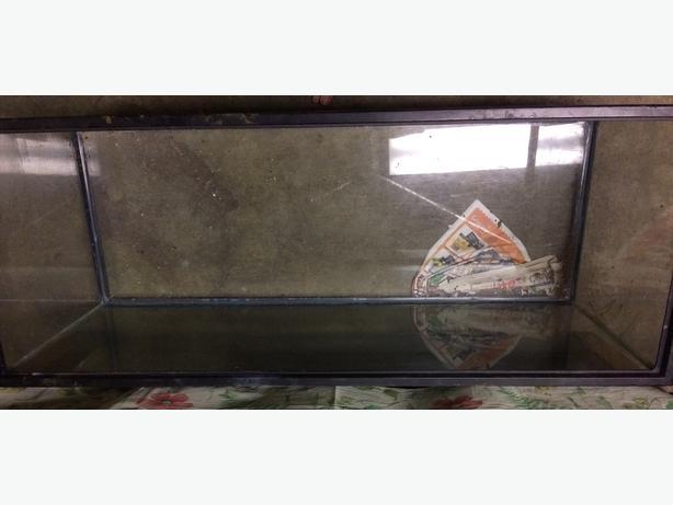 'Fixer Upper' 75 Gallon Aquarium - Holds Water!