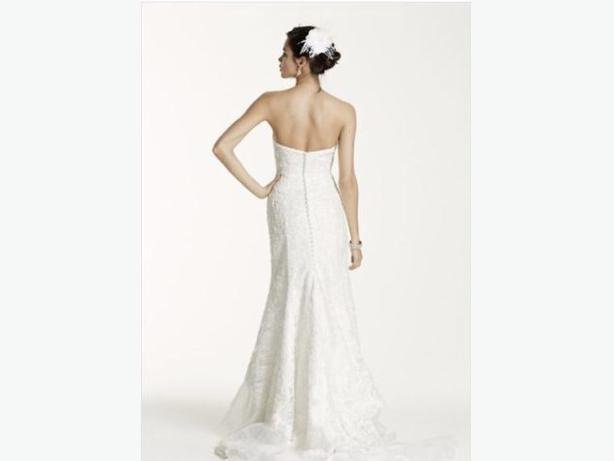 Negotiable!! Beautiful Galina Wedding Dress