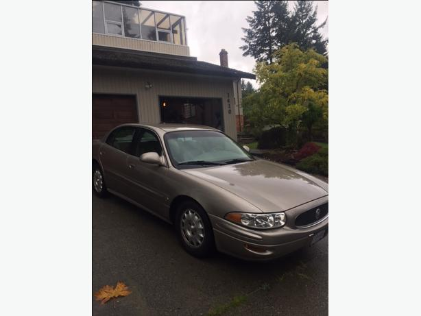 2002 Buick Lesabre Custom for Sale