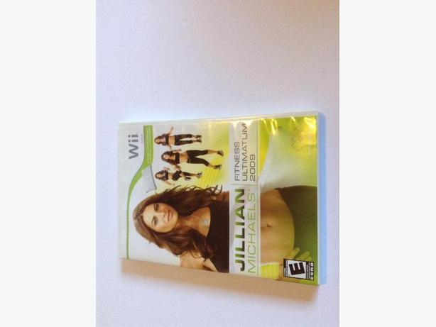Wii game-Jillian Michaels